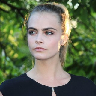 Cara Delevingne in Serpentine Gallery Summer Party - Arrivals