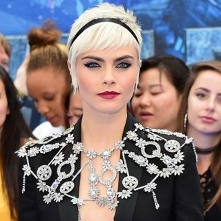 Cara Delevingne-Valerian and the City of a Thousand Planets European Premiere - Arrivals