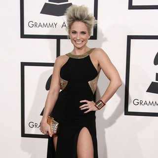 Cara Quici in The 56th Annual GRAMMY Awards - Arrivals