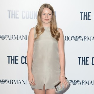 Cara Theobold in The Counselor Special Screening