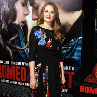 Premiere of Relativity Media's Romeo and Juliet - cara-theobold-premiere-romeo-and-juliet-03