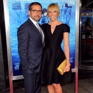 Steve Carell, Toni Collette in New York Premiere of The Way, Way Back - Arrivals