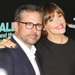 Steve Carell, Jennifer Garner in Premiere of Disney's Alexander and the Terrible, Horrible, No Good, Very Bad Day - Arrivals
