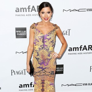 Caren Brooks in amfAR 3rd Annual Inspiration Gala