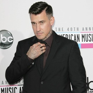 Carey Hart in The 40th Anniversary American Music Awards - Arrivals