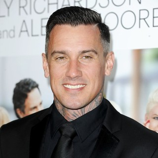 Carey Hart in Thanks for Sharing Los Angeles Premiere