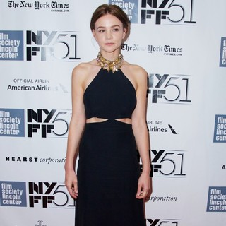 The 51st New York Film Festival - Inside Llewyn Davis Premiere - Arrivals - carey-mulligan-51st-new-york-film-festival-05