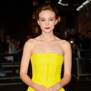 Carey Mulligan in 57th BFI London Film Festival - Inside Llewyn Davis Premiere - Arrivals