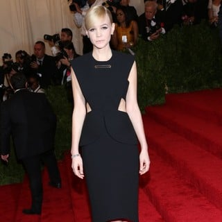 Carey Mulligan in PUNK: Chaos to Couture Costume Institute Gala