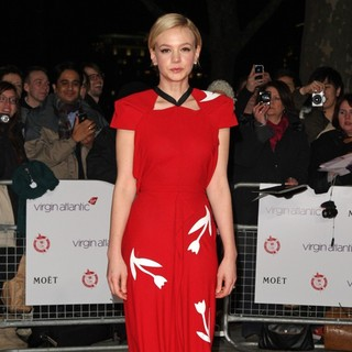 Carey Mulligan in The Critics' Circle Film Awards 2012 - Arrivals
