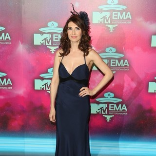 Carice van Houten in 20th MTV Europe Music Awards - Arrivals