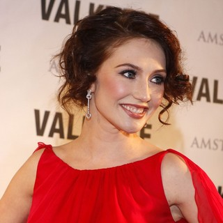 Carice van Houten in The Netherlands Premiere of Valkyrie - Arrivals