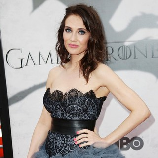 Carice van Houten in Premiere of The Third Season of HBO's Series Game of Thrones - Arrivals