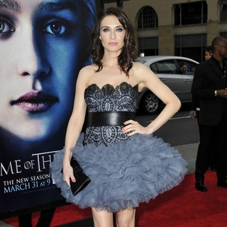 Carice van Houten in Premiere of The Third Season of HBO's Series Game of Thrones - Arrivals - carice-van-houten-premiere-game-of-thrones-season-3-04
