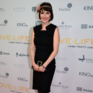 Carice van Houten in The Premiere of Love Life - Liebe trifft Leben