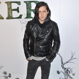 Carl Barat in Gala Screening of Stoker - Arrivals