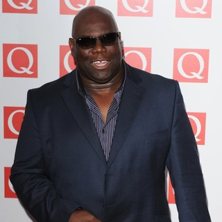 Carl Cox in The Q Awards 2011 - Arrivals