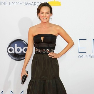 Carla Gallo in 64th Annual Primetime Emmy Awards - Arrivals