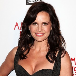 Carla Gugino in Premiere of FX's American Horror Story