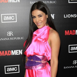 Carla Ortiz in AMC's Special Screening of Mad Men Season 5 - Arrivals