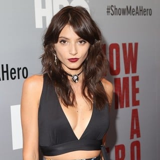 Carla Quevedo in New York Premiere of HBO's Show Me a Hero - Red Carpet Arrivals