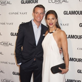Lloyd - Glamour's 25th Anniversary Woman of The Year Awards