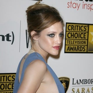 Carly Chaikin in Broadcast Television Journalists Association's 3rd Annual Critics' Choice Television Awards