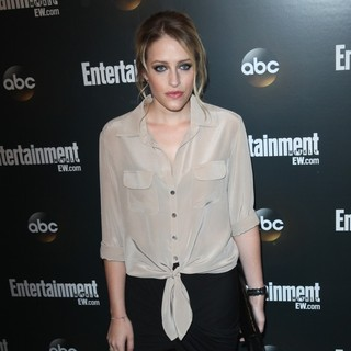 Carly Chaikin in Entertainment Weekly and ABC TV Celebrate The New York Upfronts with A VIP Cocktail Party - Arrivals