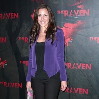 Carly Craig in Special Screening of Relativity Media's The Raven - Arrivals