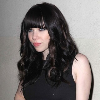 Carly Rae Jepsen in Paramount Studios' 16th Annual Friends 'N' Family Party - Arrivals