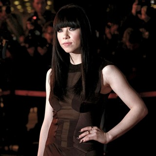 Carly Rae Jepsen in 2013 NRJ Music Awards - Arrivals