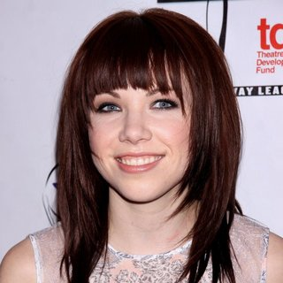 Carly Rae Jepsen in 2014 Lucille Lortel Awards - Arrivals - carly-rae-jepsen-2014-lucille-lortel-awards-01