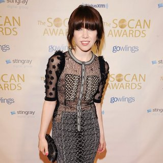 Carly Rae Jepsen in 25th SOCAN Awards - Arrivals - carly-rae-jepsen-25th-socan-awards-03