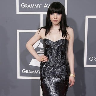 Carly Rae Jepsen in 55th Annual GRAMMY Awards - Arrivals