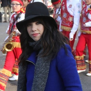 Carly Rae Jepsen in 86th Annual Macy's Thanksgiving Day Parade