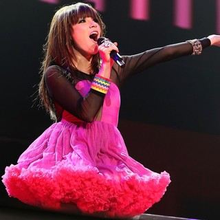 Carly Rae Jepsen Performing Live at The Grand Garden Arena - carly-rae-jepsen-performing-live-at-the-grand-garden-arena-12