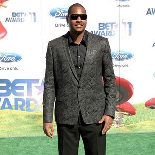 Carmelo Anthony in BET Awards 2011