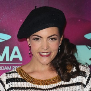 Caro Emerald in 20th MTV Europe Music Awards - Arrivals