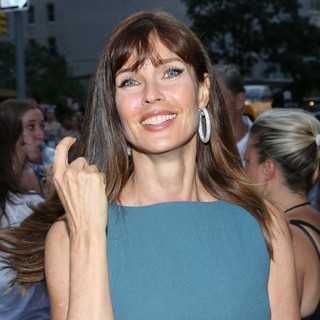 Carol Alt in New York Premiere of Grown Ups 2