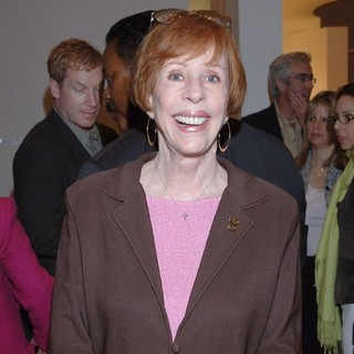 Carol Burnett in Once Upon A Mattress