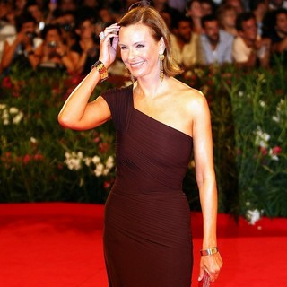 Carole Bouquet in The 68th Venice Film Festival - Day 2 - Carnage - Red Carpet