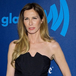 Carole Radziwill in 24th Annual GLAAD Media Awards - Arrivals