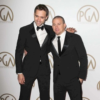 Reid Carolin, Channing Tatum in 24th Annual Producers Guild Awards - Arrivals