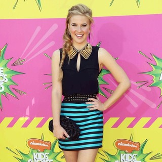 Caroline Sunshine in Nickelodeon's 26th Annual Kids' Choice Awards - Arrivals