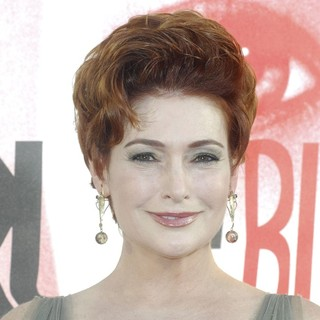 Carolyn Hennesy in Los Angeles Premiere for The Fifth Season of HBO's Series True Blood - Arrivals