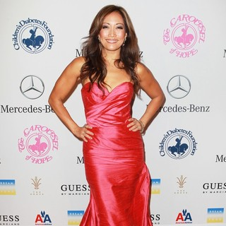 Carrie Ann Inaba in 26th Anniversary Carousel of Hope Ball - Presented by Mercedes-Benz - Arrivals