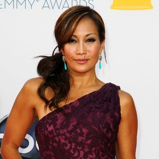 Carrie Ann Inaba in 64th Annual Primetime Emmy Awards - Arrivals