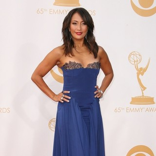 Carrie Ann Inaba in 65th Annual Primetime Emmy Awards - Arrivals