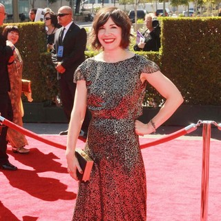 Carrie Brownstein in 2012 Creative Arts Emmy Awards - Arrivals