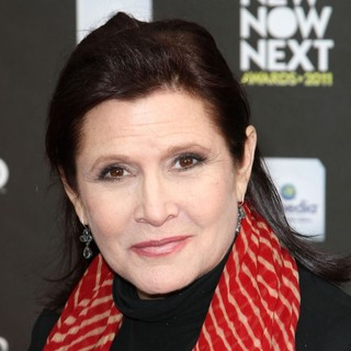 Carrie Fisher in Logo's 2011 NewNowNext Awards - Arrivals - carrie-fisher-2011-newnownext-awards-01